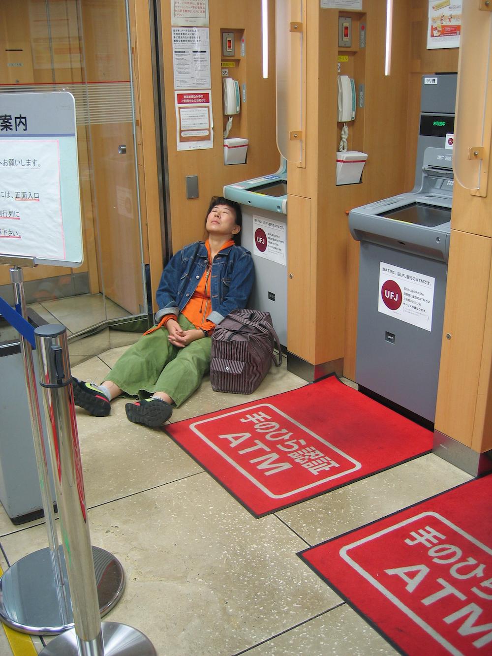 Sakiko-Yamaoka_Best-Place-to-Sleep-MitsubishiBank_Nihonbashi-chuo-Foto-Yoshinori-Niwa-online-1