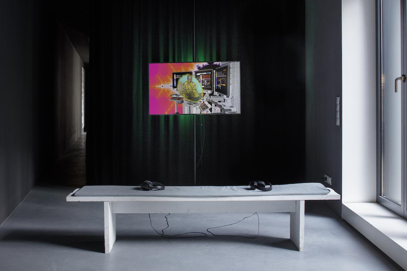 Tabita Rezaire, Premium Connect, 2017 - Installationsansicht