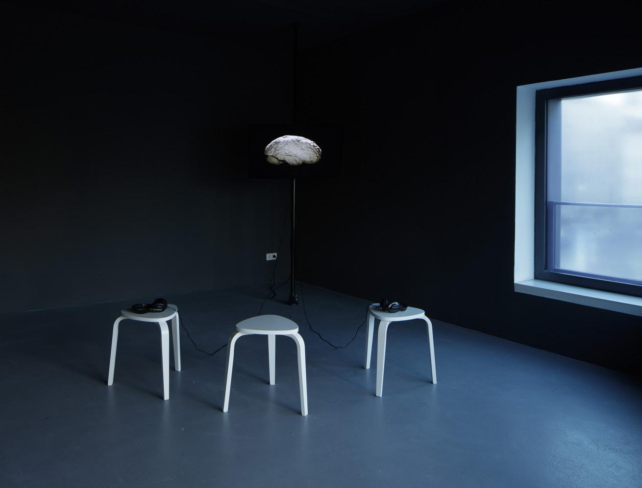 Dafna Maimon, The She The Same, 2014 - Installationsansicht